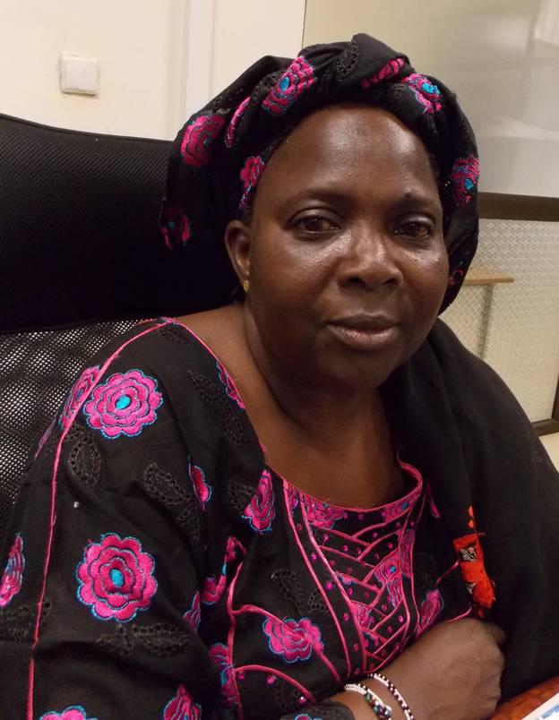 Recherche femme malienne