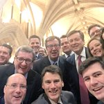 Mayoralty super selfie on Parliament Hill before meeting with @JustinTrudeau. #cdnpoli #cdnmuni #bcmc #mayorapalooza https://t.co/i4GfprXd2b