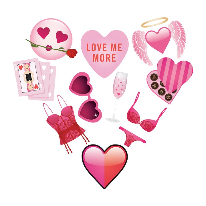 Download the VS Keyboard app & get our new V-day emojis! https://t.co/brPiRFBx1X ???? ???????? #LoveMeMore https://t.co/Yia88sFBCj