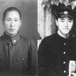 小川清氏(右)と一緒に零戦で任務を果たした仲間は安則誠三氏(左)旅順師範学校から神風特攻、米F-4U機を突入し、散華の時21歳。神風第七昭和隊全て高学歴、エリートでした。頭が賢くて、七生報国!英霊の心を知って、日本に誇りが持ってる。 https://t.co/r3lwCtnLgA