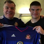 U21S: Young keeper @MaxStryjek signs a contract extension with #SAFC: https://t.co/oYBlzzHokk https://t.co/irzVPm8WLf