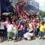 """Hijos de temporeras disfrutaron gratis de """"Cine 9D en tu barrio"""" de #Dideco https://t.co/l3RCo7Cu0a"""