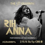 See yall at the #GRAMMYs February 15 on @CBS at 8e/5p!! https://t.co/XX0j2OIx1x