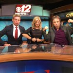 @SuzanneBoyd and @Eric_Roby with funny man Kevin Nealon.  Catch him at the Palm Beach Improv tonight! #cbs12convo https://t.co/0BRhuhuFHj