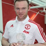 Congratulations to #mufcs January Player of the Month, @WayneRooney! https://t.co/FQwCzgphrb