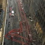 One person confirmed dead, two seriously injured in crane collapse in lower Manhattan: https://t.co/eOsnRl8JSS https://t.co/TNwm4vBBLK