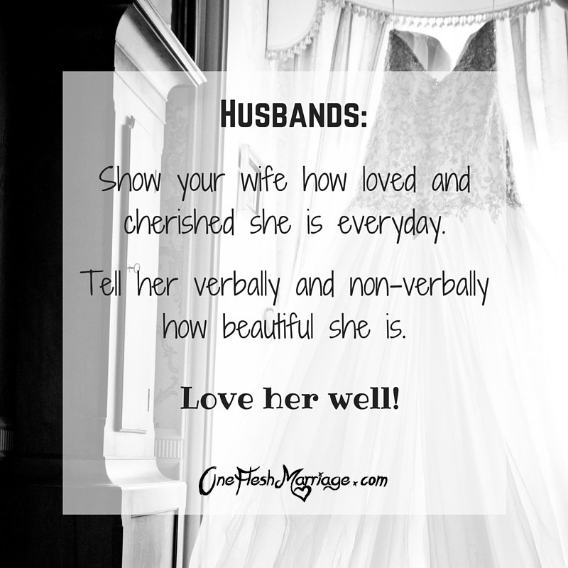 Husbands we have this amazing privilege . . . don't take it for granted!  https://t.co/XdLOQ1Jev5 https://t.co/X1cwwubPnI