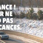 Sur les routes comme sur les pistes, ne perdons pas le contrôle et soyons prudents.Bonnes #vacances en #Isere ! https://t.co/Tunp6fn728