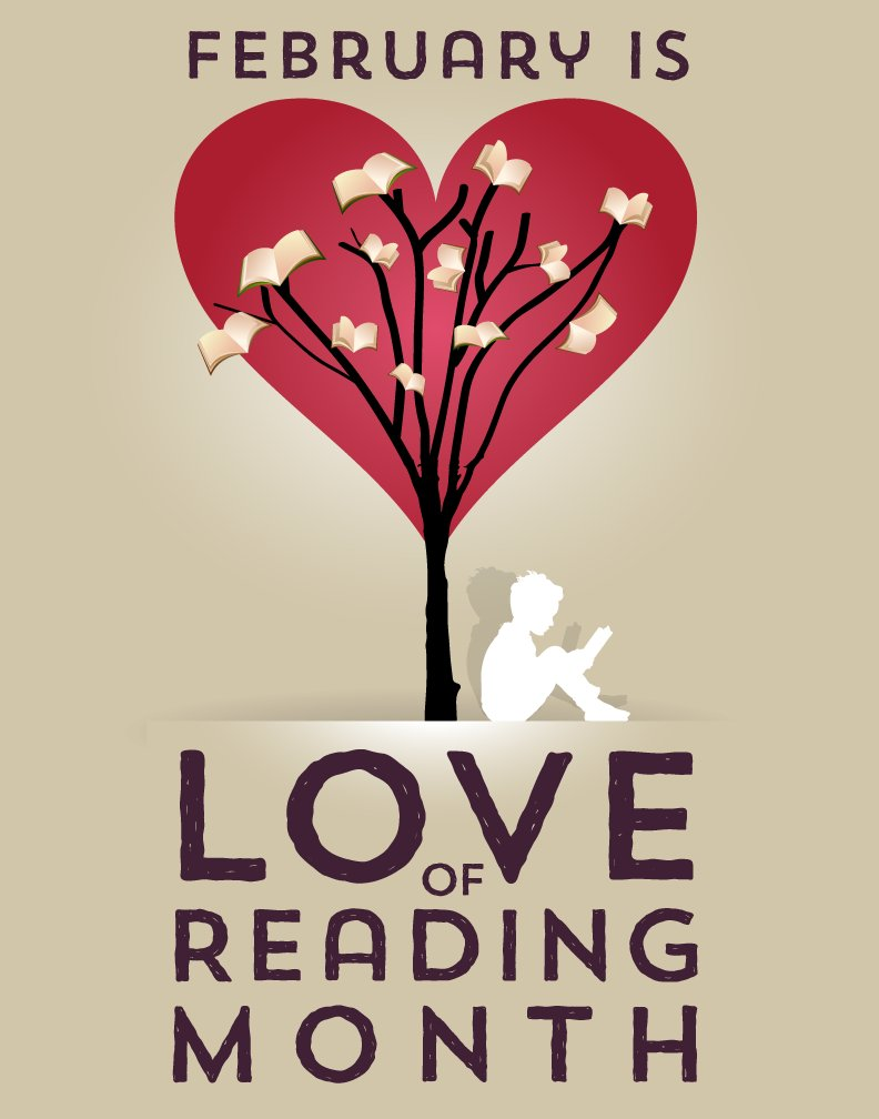 It's Love of Reading Month. Reading changes everything, just ask our students! #Read #Literacy #AdultEd https://t.co/JQMATzAshB