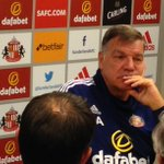 Things are getting tense for #safc as @OfficialBigSam talks to Sun FM Sports: https://t.co/0G6aoo1TPS #itl https://t.co/DKRXgUODZV