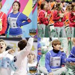 "Part 2: More Idol Eye Candy at the ""2016 Idol Star Athletics Championships"" https://t.co/Ks73YGnopw https://t.co/iWEih75jsS"