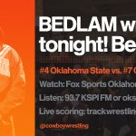 Tickets are only $15 and you should be there! But if you cant...check out the graphic #okstate https://t.co/L0Hi5e7JV2