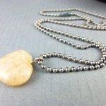 Natural Moonstone Heart Necklace, Moonstone Necklace, Healing Ener… https://t.co/hA4FhVSiOx #jewelryonetsy #etsymntt https://t.co/m2Znoz2ZFQ