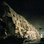 台湾・台南付近で発生した地震により倒壊したビル。#台湾 #地震 https://t.co/gGe474LThE
