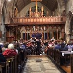 RHYO performing at #lightnightnotts beautiful St Peters church https://t.co/7V0hLCQ2jk