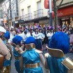 En Menacho, cantando con la cantera ¡Que grandes son l@s peques! Viva el Carnaval de Badajoz https://t.co/JeKL9NIu78