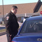 .@kingstonpolice cracking down on red light runners this month. 325$ fine. More tonight on @CKWS_TV #ygk https://t.co/1EMugSXsAr