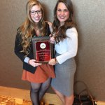 Oklahoma State is honored to receive the Gamma Sigma Alpha award for the highest gpa above undergrad non Greeks! https://t.co/Ks9SkeBITE