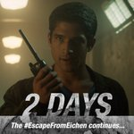 Two. Days. #EscapeFromEichen https://t.co/pEkUPctu4r