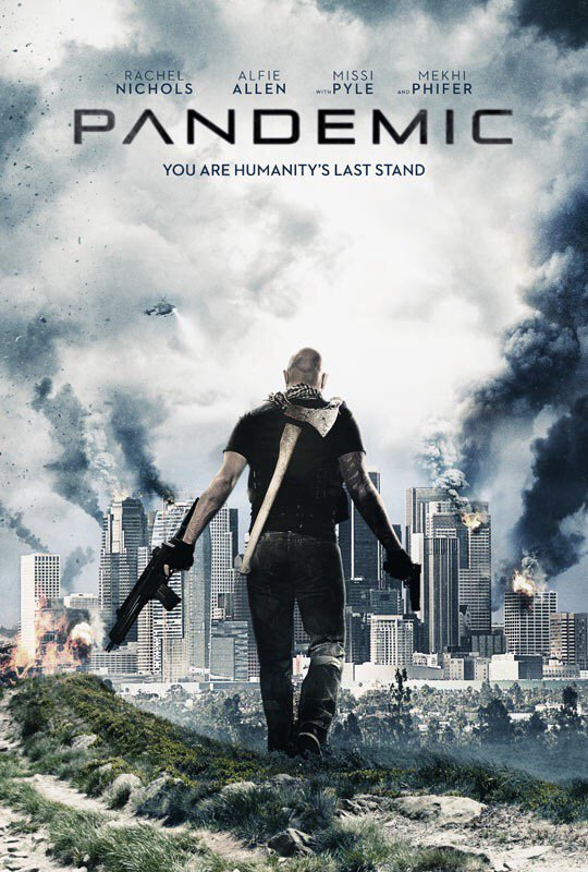 Pandemic - See the trailer  https://t.co/irkoXJ8F7W https://t.co/qgNs32CkjX
