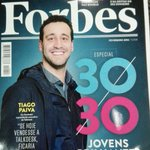 Congrats to @Talkdesk CEO & founder @TTPaiva, @Forbes newest cover model!  👍🏻👍🏻👍🏻 https://t.co/MNjQYREpMI
