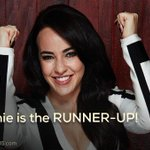 .@Stephdavis77 is your runner-up! RT to show her some love. #CBB https://t.co/7BswEEeKgn