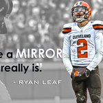 Ryan Leaf said he has reached out to Johnny Manziel, urging him to ask for help. (via @KESN1033) https://t.co/UK0apUJobh
