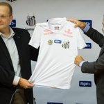 Grupo @AlgarTelecom é o novo patrocinador do Santos para a temporada!  Saiba mais: https://t.co/JAJYDyvLvB https://t.co/JeS7laq3Qe