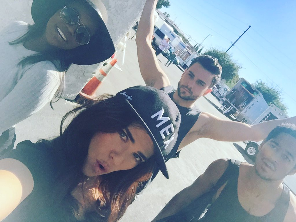 We be returning soon! @HowToGetAwayABC @RestingPlatypus @ajanaomi_king #AlfredEnoch https://t.co/drMHoIzEUY