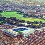 Voici la distance entre les stades des clubs dEverton et Liverpool, Goodison Park et Anfield Road https://t.co/XGYgwomrEw