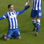 Anthony Knockaert has scored his 1st goal in English football since for Leicester v Sheff Wed in Champ, April 2014 https://t.co/5XuzvogX99