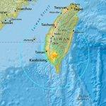 BREAKING: 6.7 magnitude earthquake shakes #Taiwan https://t.co/ou1eG1qqjc https://t.co/gltpzVyrJ8