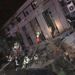 救助活動中 #地震 #台湾 https://t.co/RzrSNJLRH8