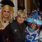#CarnavalBadajoz El pregón de Mari Pepa Orantos abre cuatro días de fiesta https://t.co/9EsqJR4WL8 (FOTOS) https://t.co/3ERqnC6SCy