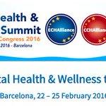 Speaking at the Digital Health & Wellness Summit @ Mobile World Congress 2016 #MWC16Health https://t.co/nLKz0y7xM3 https://t.co/N3rU4QamAd