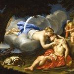 #Mithology  #Arttherapy🌹 Diana and Endymion  Francesco Trevisani (1656-1746) @Asamsakti @Rossy__RORO @N2312Neagoe https://t.co/I2cQUynLT1