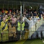 Twee goals én drie punten. Reden genoeg om in de hekken te hangen in het uitvak! #NACpraat #dorNAC #carnaval https://t.co/Zne01iQy8X