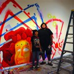 Native artists and their mentees join forces to create. @HeardMuseum #phoenix #art https://t.co/ql7IQmwvXb https://t.co/iFTK3baYXa