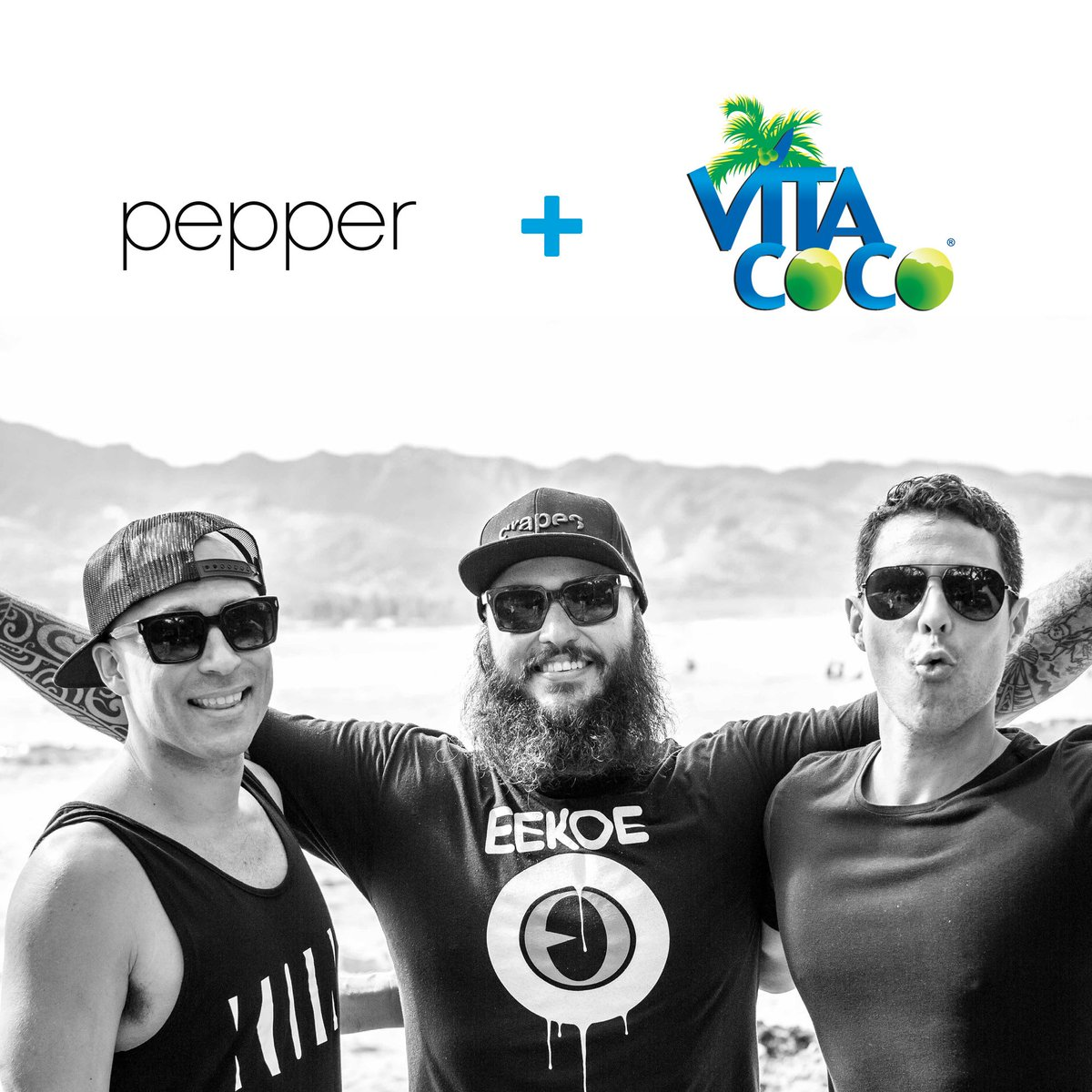 Win an in to #onelovecalireggaefest! RT 4 your chance at side-stage access to @pepperlive  & 3-months of @VitaCoco https://t.co/CNM62U5WKS