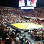 Thank you to the 2,000+ students that came to Bedlam tonight. Way to make the most of your collegiate experience! https://t.co/4fzGToO6kG