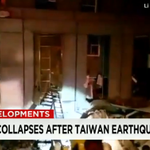 A magnitude-6.4 earthquake shook southern Taiwan early Saturday, the @USGS said. https://t.co/nREz11qLyD https://t.co/8epq5a16m0