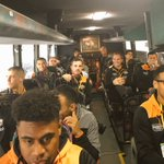Were on the bus and on our way to the #NRLAKL9s! See you soon Eden Park! ???? #WinAsOne https://t.co/k40xlR6ACL