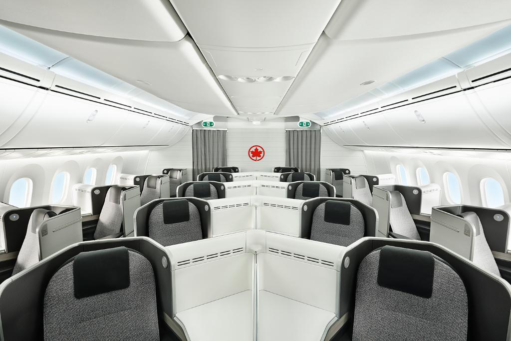 Welcome to your sanctuary in the sky aboard our Intl Biz Class. Discover a new way of travel