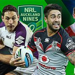 Live: Were up and running with our Auckland Nines blog! Come and join the fun - https://t.co/CBHgjMG3QC #NRLAKL9s https://t.co/MNWFEQpMCY