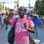 Nan solidarite ak Nèg Bannann nan moun pòtoprens pran lari pou mande òganizasyon 2èm tou eleksyon yo #NouVleEleksyon https://t.co/9XhoeI2Nl4
