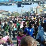 #Haiti : Des partisans du @PHTKHaiti ont encore une fois gagné les rues, ce vendredi 5 février 2016, Port-au-Prince https://t.co/YeZDWebIWM