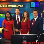 CBS12 wears #GoRedWearRed to help raise awareness for Americas #1 killer: Heart Disease #PBGoRed @HeartPalmBeach https://t.co/m9dQexStWR