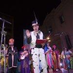 Así fue el pregón del #Carnaval de #Almería de @juan_a_barrios. ¡Mira las imágenes!  https://t.co/DpIQVcU1iK https://t.co/yvHWBPLUZL