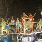 En desfile d Llamadas, gran fiesta popular! @Tabareviera @JuriAdrian @MatiasBarreto_ @FerreiraSAdrian #Llamadas2016 https://t.co/S1Hm8Y3B4T