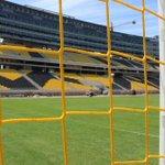 Asi se muestra el estadio Campeon del Siglo a la espera de ser estrenado en este clausura y Libertadores. https://t.co/MqdNTeUYeL